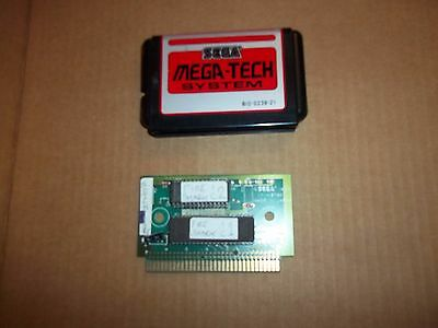 Sega Megatech Fire Shark Cartridge Pcb