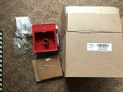 Brand New Kidde Box Pull Handle 81-871403-000 Fire Station Alarm System Glass