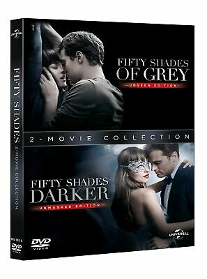 Fifty Shades: 2-movie Collection (with Digital Download) [DVD]
