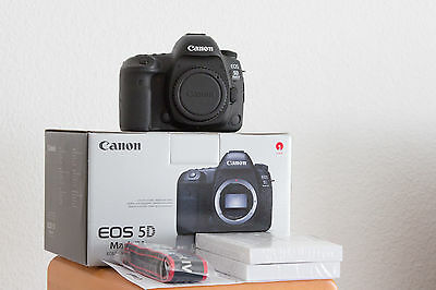 Canon EOS 5D Mark IV 30.4MP Digitalkamera