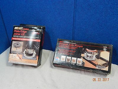 Craftsman Dove Tail Joint & Bis-Kit System Joiner
