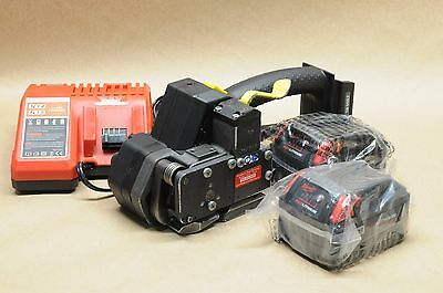 "*Reconditioned* FROMM P-326 5/8"" 18V battery strapping tool orgapack signode"