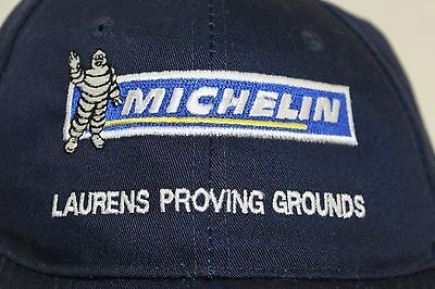 Michelin Tire Laurens Proving Grounds blue hat