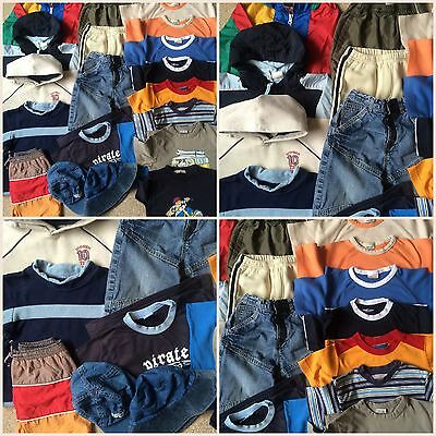 ❤️ Bundle Boys Summer Clothes Age 2 Years
