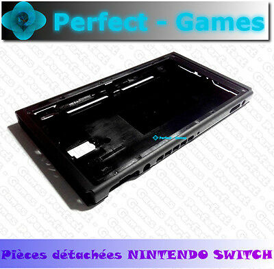 Nintendo Switch coque haut bas Upper Bottom Faceplate Housing Shell Case cover