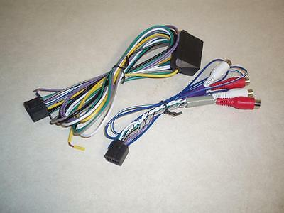 New-OEM-Wire-and-RCA-Harnesses-for-Alpine Raptor Audio Wiring Harness on