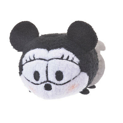 Disney Store Japan Minnie Mouse Day 1928 Tsum Tsum New with Tags