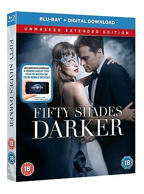 Fifty Shades Darker - The Unmasked Extended Edition (with Digital Download) [B