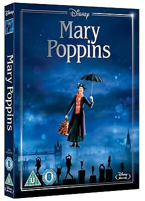 Mary Poppins (50th Anniversary Edition) [Blu-ray]