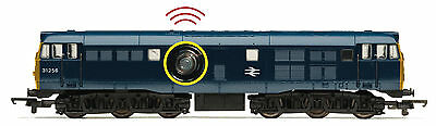 Real Diesel Train Sound effects for model railways SFX20+ Easy to fit no wiring!