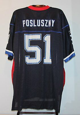 Maillot trikot jersey Foot Américain Nfl Us Paul Posluszny Buffalo Bills 3XL