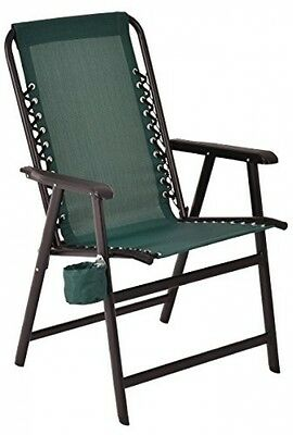 Giantex Portable Folding Outdoor Arm Beach Chair W/ Cup Holder Fishing Camping