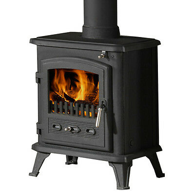Masport Westcott 1000 Wood Fire with Flue Kit