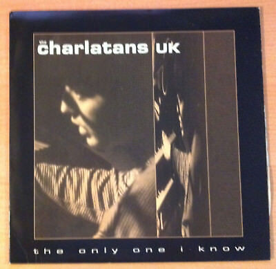 """THE CHARLATANS (UK)"""" the only one i know """"- Vinyl 12 """" -RCA  2690 1 HD- 1990 US"""