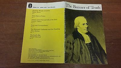 The Banner of Truth magazine, Issue 115 April 1973