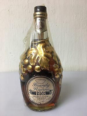 G. Fabbri Brandy Riserva 1958 For Collectors Only 75cl 40% Vol Vintage A.