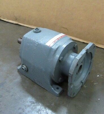 Boston F622A-8-B7 8:1 Ratio Reductor Inline Speed Reducer Gearbox 2.9Hp