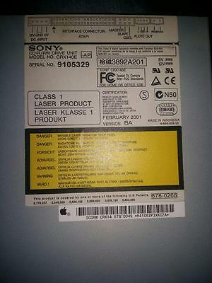Sony CD-R/RW CRX140E Drive Unit - IDE