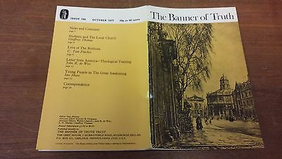 The Banner of Truth magazine, Issue 169 October 1977