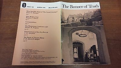 The Banner of Truth magazine, Issue 174 March 1978