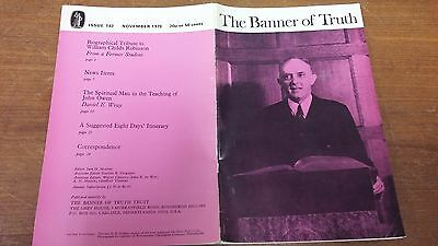 The Banner of Truth magazine, Issue 182 November 1978