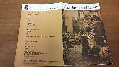 The Banner of Truth magazine, Issue 184 January 1979