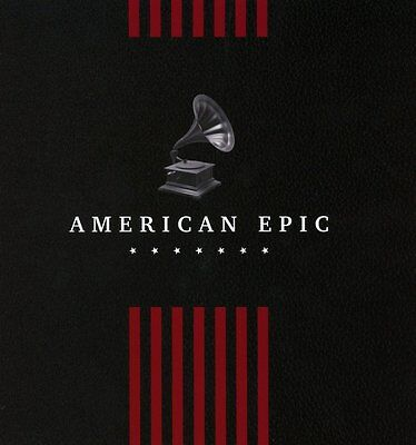 American Epic: The Collection - Various Artists (Box Set) [CD]