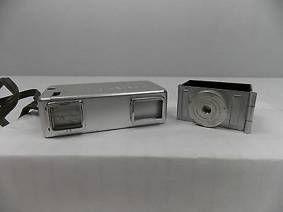 Vintage Minolta 16 Miniature Spy Camera Rokker 1:28 AS IS Japan #1699