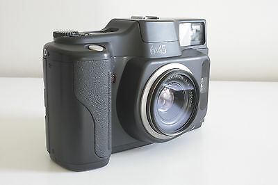 Fujifilm GA645 Professional Medium Format Camera - 1:4 f=60mm