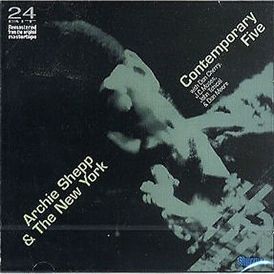 Archie Shepp And The New York Contemporary Five. CD