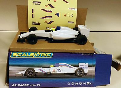 Scalextric GP Racer C3597 New in Box