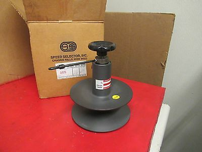 """Speed Selector Variable Speed Pulley 409-400 1-1/8"""" Bore New In Box"""