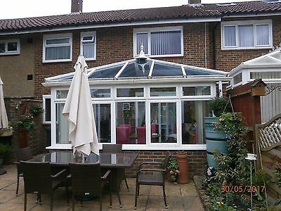 Glass Conservatory Roof - Roof Only