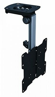 LCD LED TV Flip Down Tilt Swivel Folding Under Cabinet And Ceiling Mount Bracket