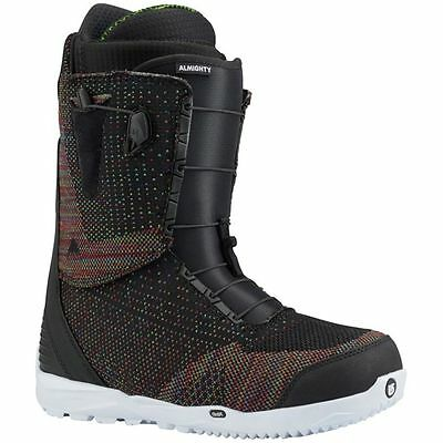 Burton Almighty Snowboard Boots Mens Unisex Footwear Equipment New