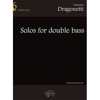 Domenico Dragonetti: Solos for Double Bass. Sheet Music