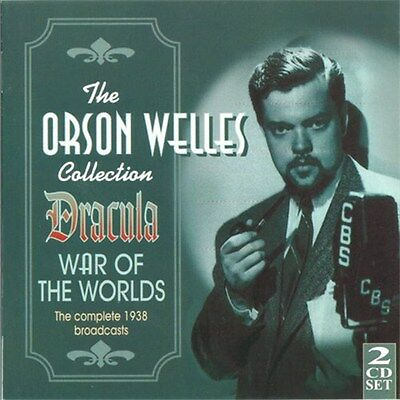 The Orson Welles Collection - Volume 1. CD