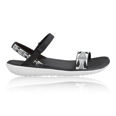 Teva Terra-Float Nova Womens White Black Walking Hiking Summer Shoes Sandals