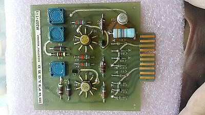 5830-21-862-0345 Marsland Regulator Assembly Card M357-1-1
