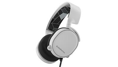 SteelSeries Arctis 3 White for Multi-Platform - 7.1 Gaming Headphones