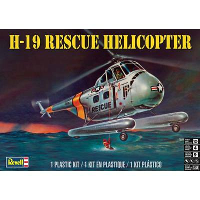 NEW Revell 1/48 H-19 Rescue Helicopter 855331