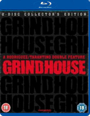 Grindhouse Collectors Edition - Planet Terror / Death Proof [Uk] New Bluray