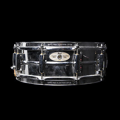 Pearl Sensitone 5x14 Beaded Steel Shell Snare Drum