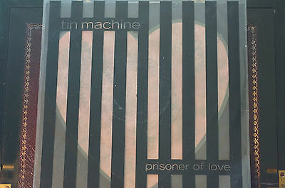 Rare David Bowie Tin Machine Prisoner of Love Baby Can Dance Picture Disc
