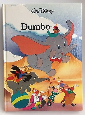 Walt Disney's Dumbo Publisher Twin Books Produced By Twin Books 1986