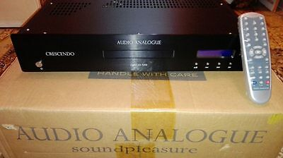 Audio Analogue Crescendo CD Player