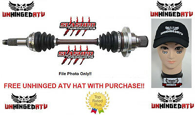 STI Slasher LEFT REAR Axle Polaris Ranger 500 / 700 / LE / XP OEM Replacement