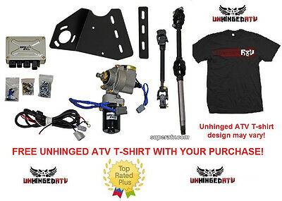 SuperATV EZ STEER Ranger XP 570 / 900 /1000 Diesel Waterproof Power Steering Kit