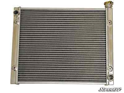 HEAVY DUTY SuperATV Polaris RZR 900 / RZR 1000 Radiator - 5 YEAR GUARANTEE