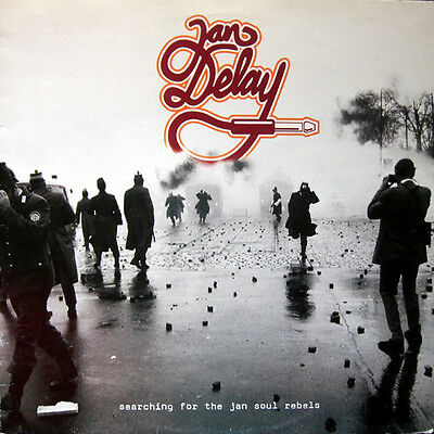 Jan Delay - Searching For The Jan Soul Rebels Vinyl Beginner Samy Deluxe